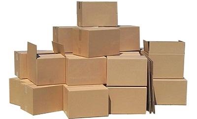 Упаковка в коробки
